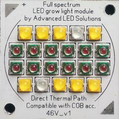 SGP - новая фито-матрица на топовых диодах Cree