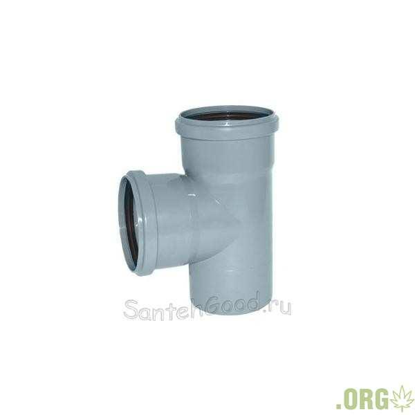 troynik kanalizacionnyy Pvh D 110h110 90
