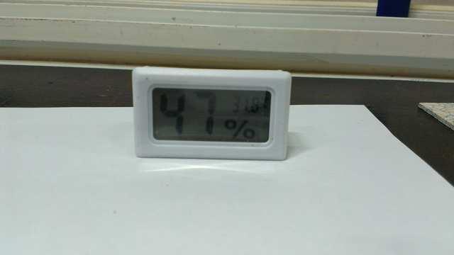 06. Термо и влагометр.