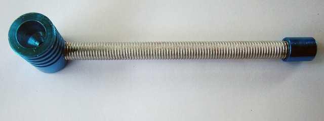 Трубка Twister-pipe (10 cm) - 75 грн.