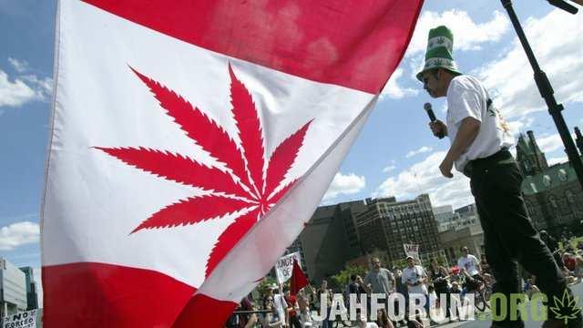 Канада: Статистика демонстрирует, что легализация не увеличила численность курящего населения