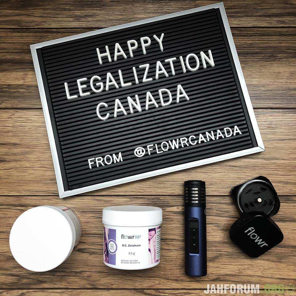В Канаде! Частная компания начнёт продавать клоны конопли по всей стране