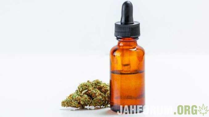 настойка из марихуаны