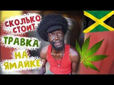 Сколько стоит ТРАВКА на Ямайке?
