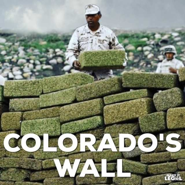 COLORADO WALL