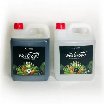 Новая серия двухкомпонентных удобрений Well Grow от Errors Seeds уже в продаже!