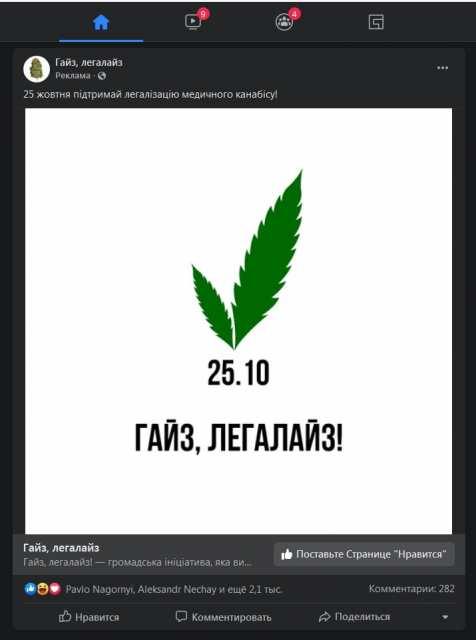 Реклама на FB