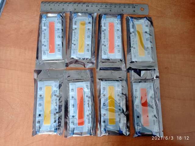 LED aliexpress дешевые фито матрицы